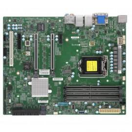 MBD-X11SCA-F C246,Xeon-E/Core i3/Pentium/Celeron,LGA1151 Socket-H4,95W