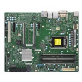 MBD-X11SCA-O Intel C246,Xeon-E/Core i3/Pentium/Celeron,LGA1151(Socket