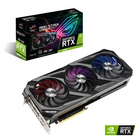 ASUS GeForce RTX 3080 STRIX Gaming 10GB OC
