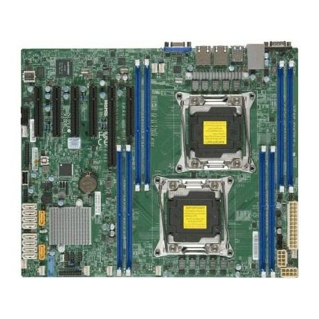 Supermicro MBD-X10DRL-iT