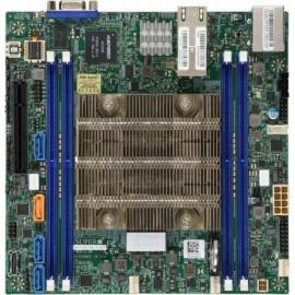 X11SDV-16C-TLN2F,Embedded Xeon-D Mini ITX,16 Core,Dual10