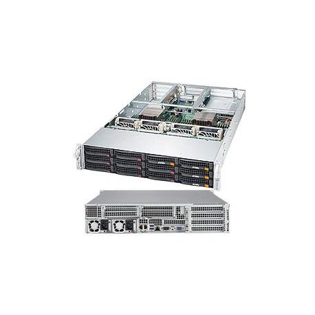 Supermicro SuperServer 2U SYS-6028U-TNRT+