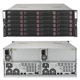 Supermicro SuperStorage SSG-6048R-DE2CR24L