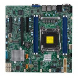 Skylake-W Based MB,CPU SKT-R4(LGA 2066)+C422 Chipset,4x