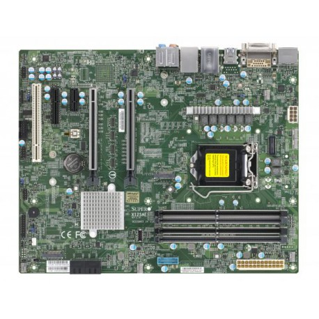 [NR]X12SAE, Intel W480 Chipset, support Intel Comet lake-S