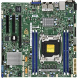 Supermicro MBD-X10SRM-TF