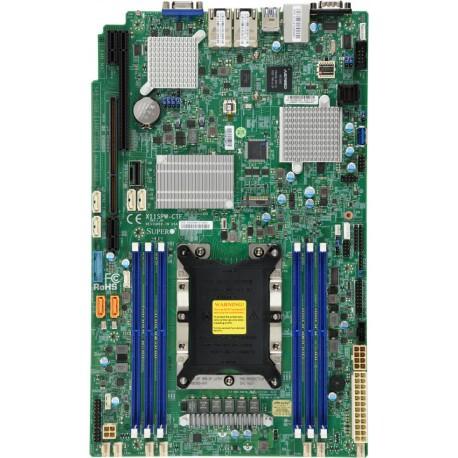 Supermicro MBD-X11SPW-CTF