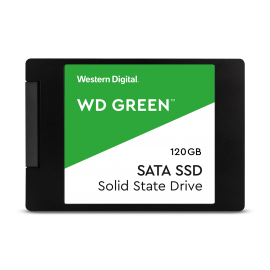 Dysk WD Green WDS120G2G0A (120 GB 2.5 SATA III)