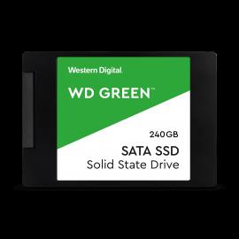 Dysk WD Green WDS240G2G0A (240 GB 2.5 SATA III)
