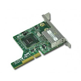 2-port GbE NIC card for X8 UIO DP MB and systems