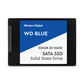 Dysk WD Blue WDS500G2B0A (500 GB 2.5 SATA III)