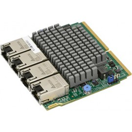 SIOM 4-port 10GBase-T, Intel X550 with 1U brackets