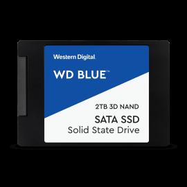 Dysk WD Blue WDS200T2B0A (2 TB 2.5 SATA III)