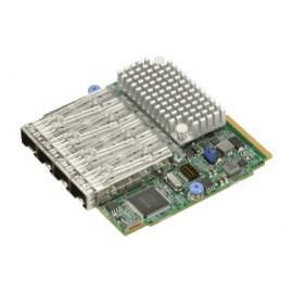 SIOM 4-port 10G SFP+ with 1U bracket, Intel XL710