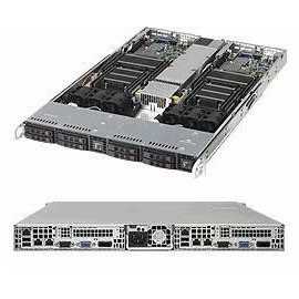 Supermicro SuperServer 1U Rack SYS-1028TR-T