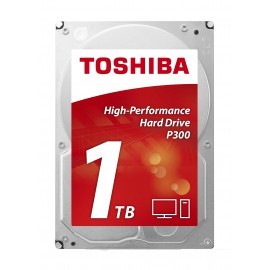 Toshiba P300 HDWD110UZSVA (1 TB 3.5 SATA III 64 MB 7200 obr/min)