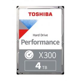Toshiba X300 HDWE140UZSVA (4 TB 3.5 SATA III 128 MB 7200 obr/min)