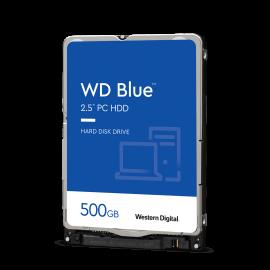 WD Blue WD5000LPCX (500 GB 2.5 SATA III 8 MB 5400 obr/min)