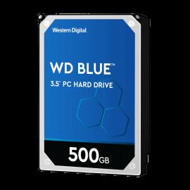 WD Blue WD5000AZLX (500 GB 3.5 SATA III 32 MB 7200 obr/min)