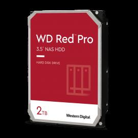 WD Red Pro WD2002FFSX (2 TB 3.5 SATA III 64 MB 7200 obr/min)