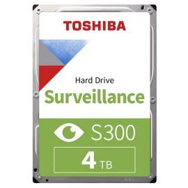 Toshiba HD3.5 cala SATA3 4TB S300 5.4k/Bulk
