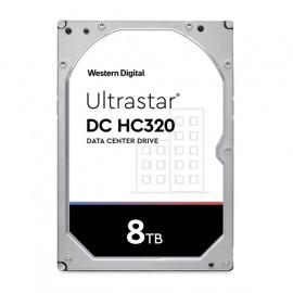 """Dysk HDD WD Ultrastar HC320 3.5"""" SATA 3 Raid 8 TB (HUS728T8TALE6L4 (Di))"""
